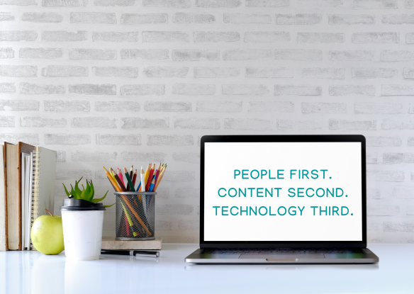 Copy of people first content second technology third-2